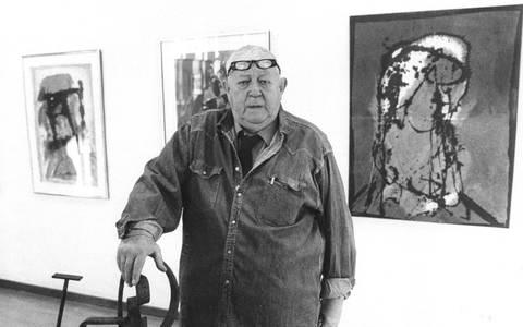 Robert Jacobsen galleri sevel